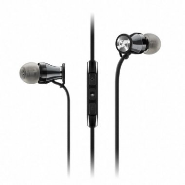 MOMENTUM In-Ear i Black Chrome