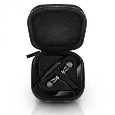 MOMENTUM In-Ear Black Chrome