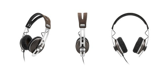 MOMENTUM On-Ear Brown