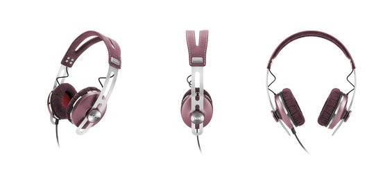 MOMENTUM On-Ear Pink